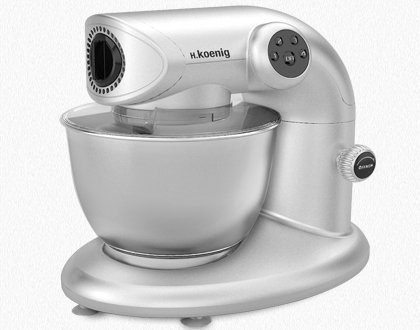 STAND MIXER KM80s SILVER