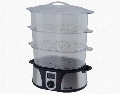 STEAM COOKER VAP12