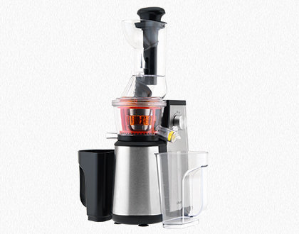 Our products > Home made cooking > vERTICAL SLOW JUICER GSX18 : Koenig - EN