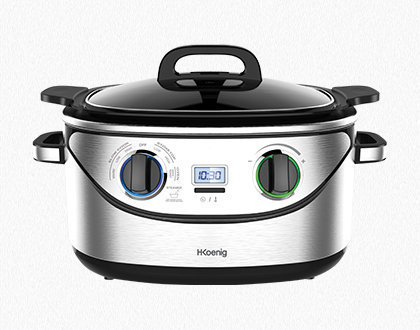 MULTIFUNCTION ELECTRIC SLOW COOKER SLCOOK30