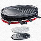 RACLETTE GRILL 4 IN 1 8 PERSONS RP418
