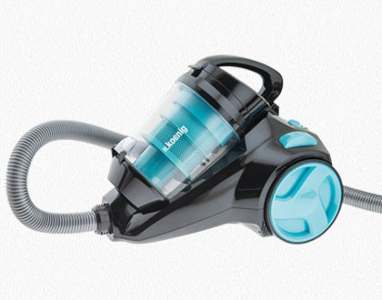 BAGLESS VACUUM CLEANER Silence + SLC80