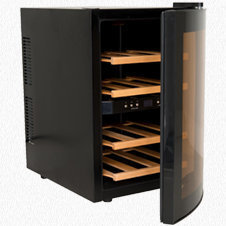 Wine Cellar 12 bottles Dual Zone AGE12WV