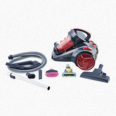 BAGLESS VACUUM CLEANER Silence + / Cats & Dogs SLX970