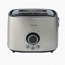 TWO SLOT TOASTER TOS8