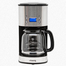 PROGRAMMABLE COFFEE MAKER MG30