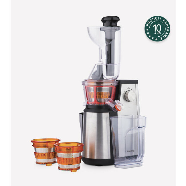 vertical slow juicer
